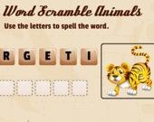 Загадай слово: Животные