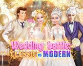 Свадебная битва: Классика против Современности