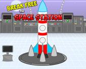 Побег с космической станции