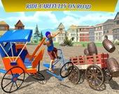 Городской Рикша: Симулятор 2020