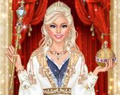 Королевская мода: наряд для королевы