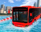 Экстремальный водный симулятор автобуса