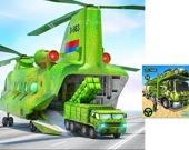 Управляй грузовиком американской армии