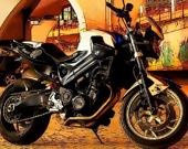 Скоростные мотоциклы - Пазл