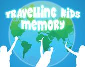 Путешествие детей: игра на память