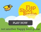 Стреляй в порхающую пташку