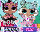 Малышка Долли: Зимняя дискотека