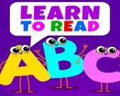 Игры-читалки: Алфавит для малышей