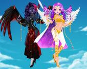 Ангельское очарование принцессы