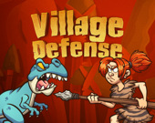 Защита деревни
