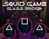 Игра в кальмара: стеклянный мост