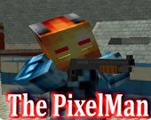 Месть пиксельного человека
