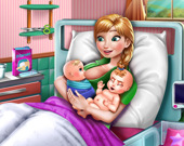 Рождение Близнецов Ледяной Принцессы
