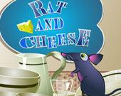 Крыса и сыр