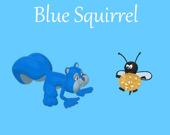 Синяя белка