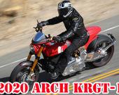 Головоломка Мотоцикл KRGT1 2020