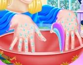 Принцесса Элла - Уход за руками