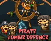 Пиратская защита от зомби