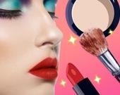 Красивый макияж для Алисы