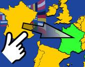 Сумасшедшие карты: Европа