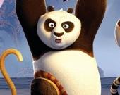 Коллекция пазлов: Кунг-фу панда