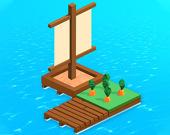 Простые кораблики: Построй и плыви