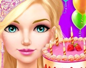 День рождения принцессы: открытие салона