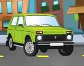 Русские автомобили: найди отличия