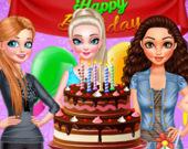 Праздник в честь Дня рождения принцессы
