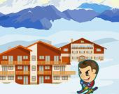 Горные Лыжи: Зиг-заг
