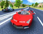 Водитель-Каскадер Полицейской Машины