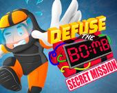 Обезвредьте бомбу: Секретное задание