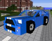 Машины из блоков. Скрытые ключи