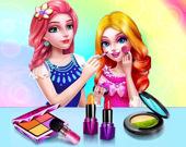 Салон макияжа для принцессы