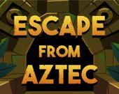 Побег от Ацтеков
