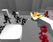 Стикман - симулятор битвы