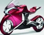 Мотоцикл - Пазл
