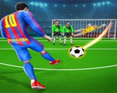 Футбольное пенальти