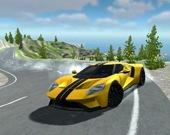 Тест-драйв американского автомобиля 3D