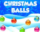 Рождественские шарики