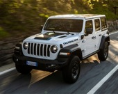 Jeep Wrangler 4xe - Пазл