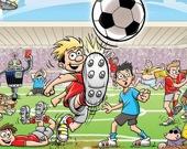 Футбол - Пятнашки