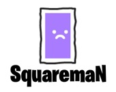 Человек-квадрат