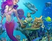 Чудеса русалки: поиск предметов