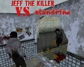 Убийца Джефф против Слендрины