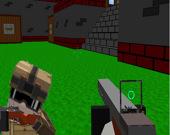 Блочная война 3D