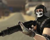 Бойцы в масках