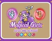 Волшебница спасает школу