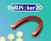 Сборщик шаров 3D