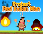 Защитите красного индейца
